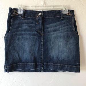 Tommy Hilfiger Jean Mini Skirt 2009